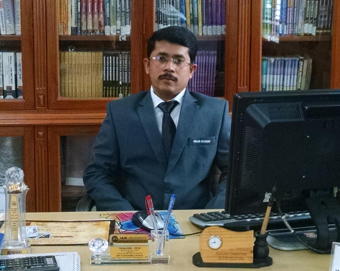 Mr. Kiran Nandi