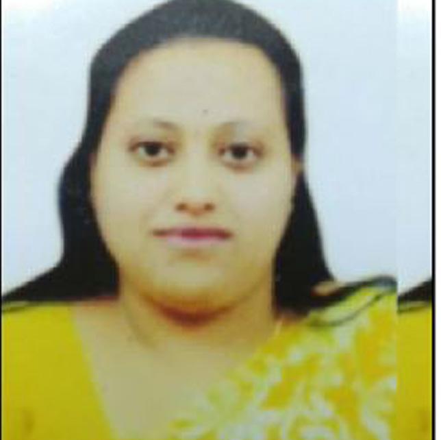 Mrs. Munmun Mukherjee
