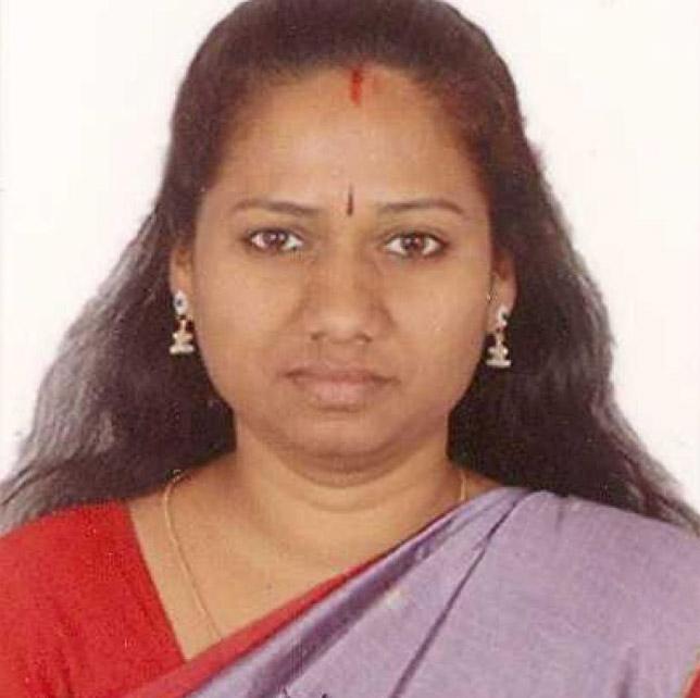 Mrs. Pushpa K